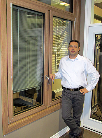 Robert Didac – Owner of RD Sales Inc. Windows & Doors
