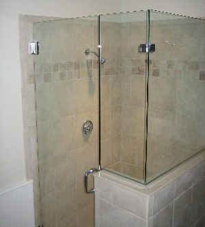 Kitchener Custom Glass Showers For Bathrooms With Elegance