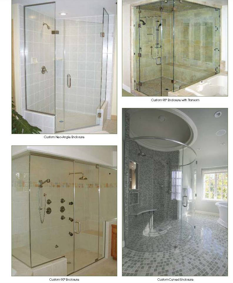 Glass Shower Doors Kitchener
