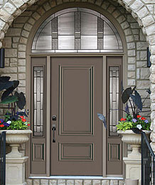 Steel Doors - Executive Collection