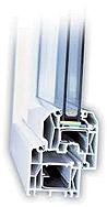Tilt & Turn Windows Cross Section