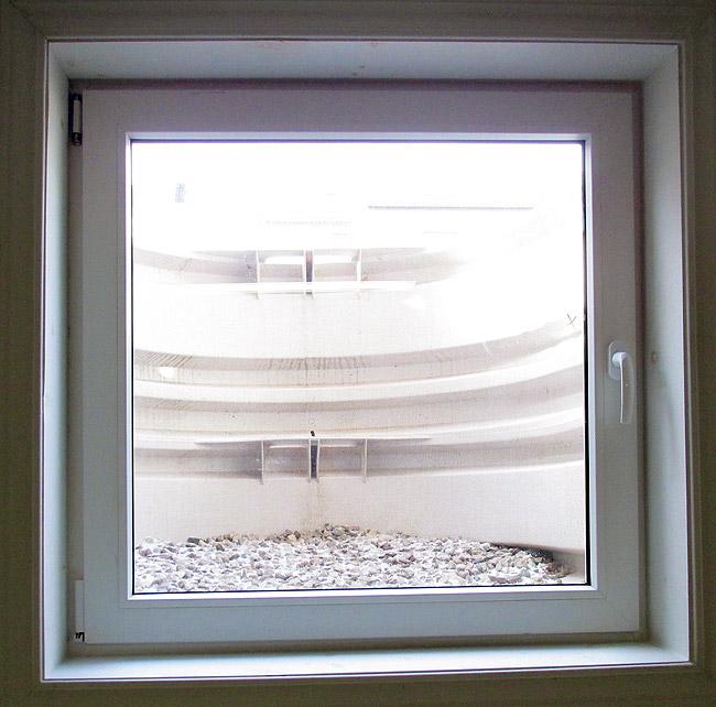 Egress Window - Indoor